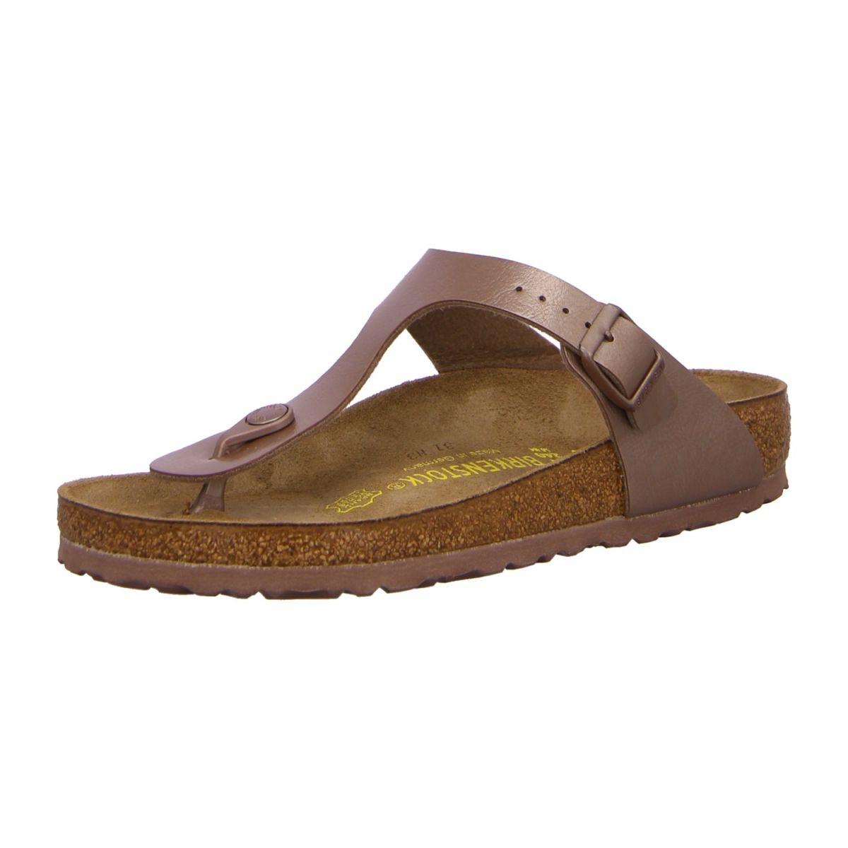 ayhJwjQKiw Gizeh Soft Metallic Silver, Schuhe, Sneaker & Sportschuhe, Flache Sneaker, Braun, Female, 35