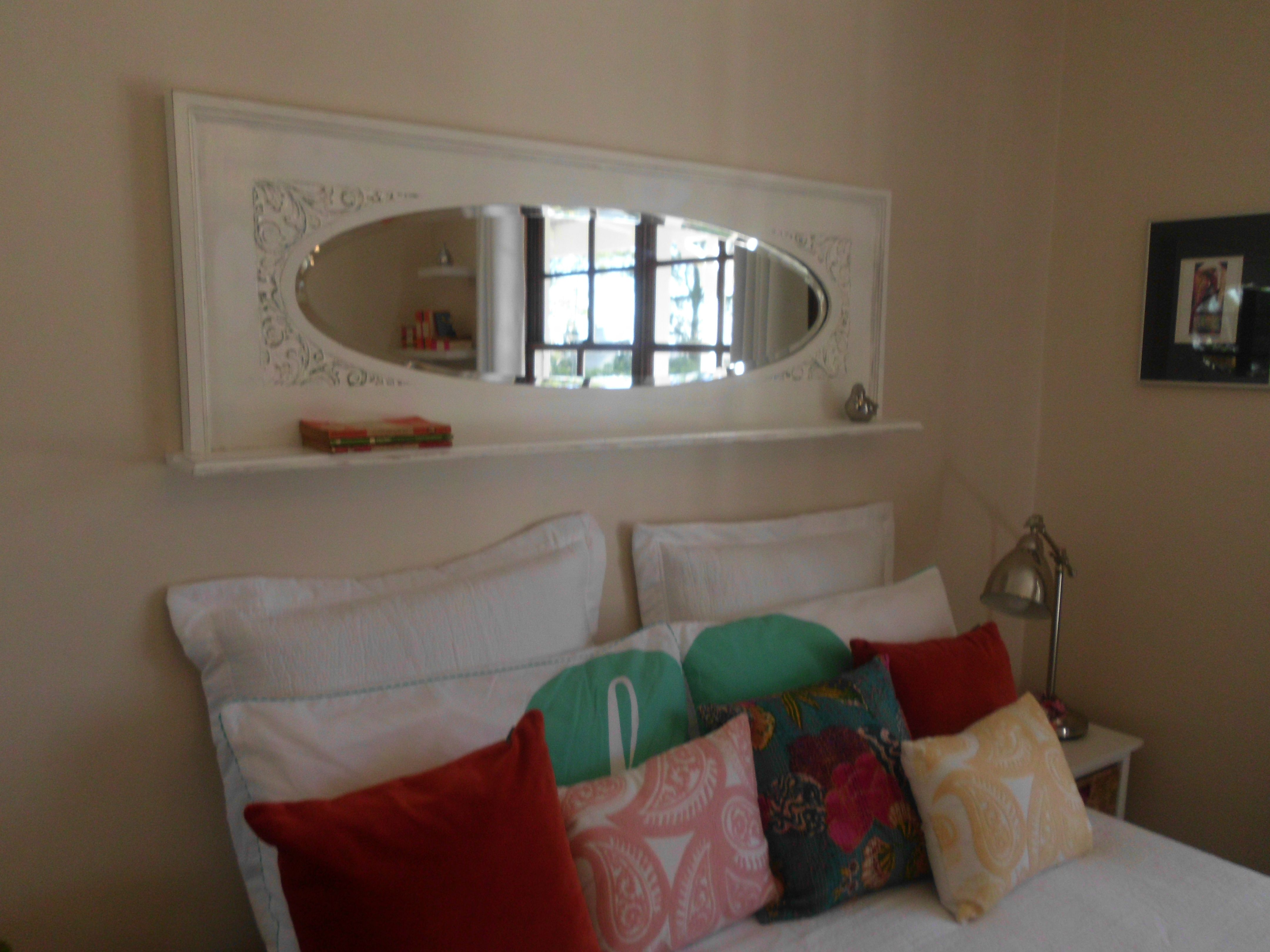 Mantelpiece DIY bedhead & Mantelpiece DIY bedhead | Home dec | Pinterest | Bedhead DIY ...