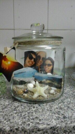Vacation jar