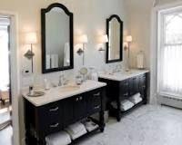 Bathrooms With 2 Separate Vanities Google Search Beautiful Bathroom Vanity Bathroom Vanity Master Bathroom Vanity