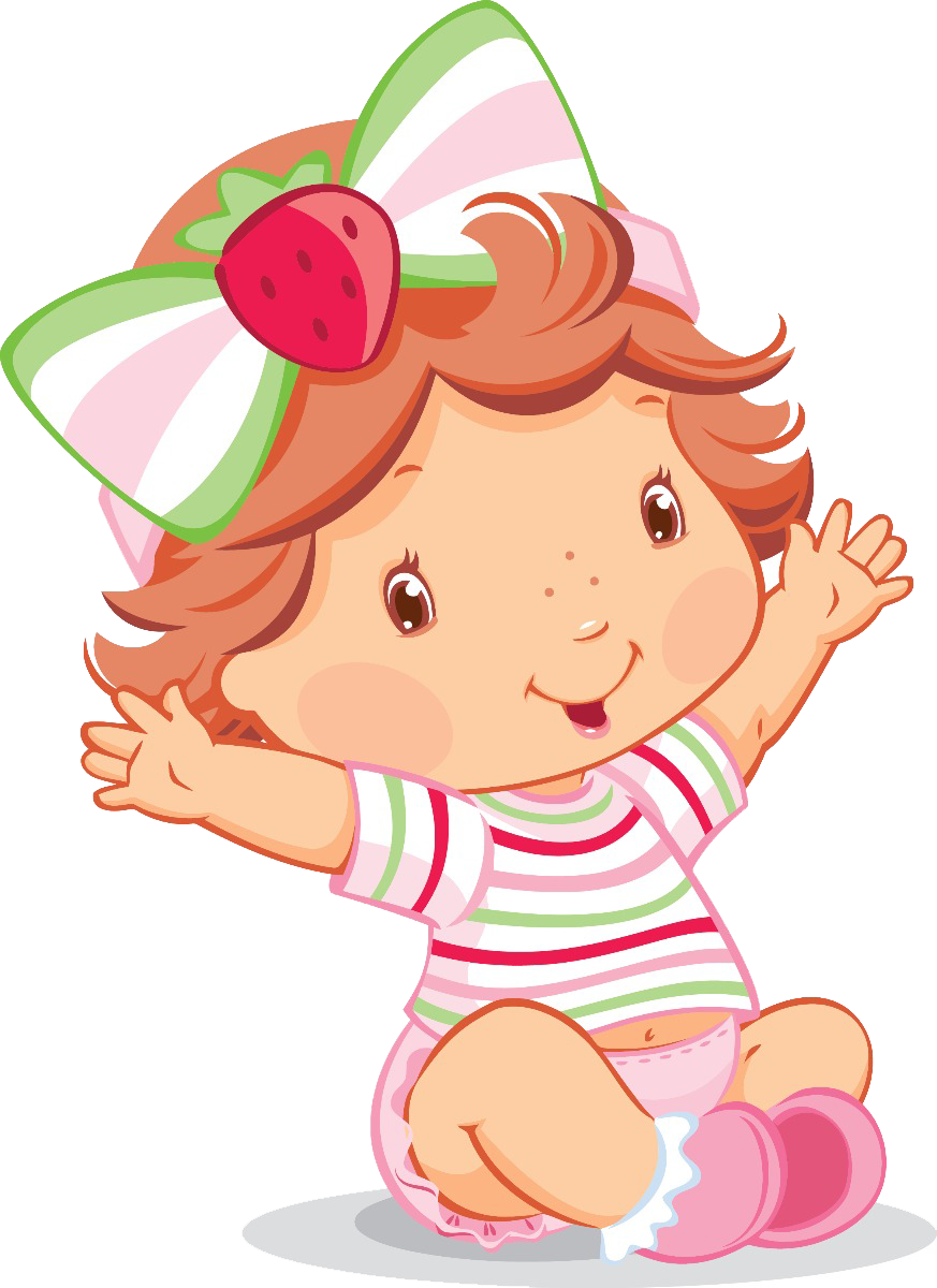 Baby Strawberry Shortcake Strawberry Shortcake Vintage