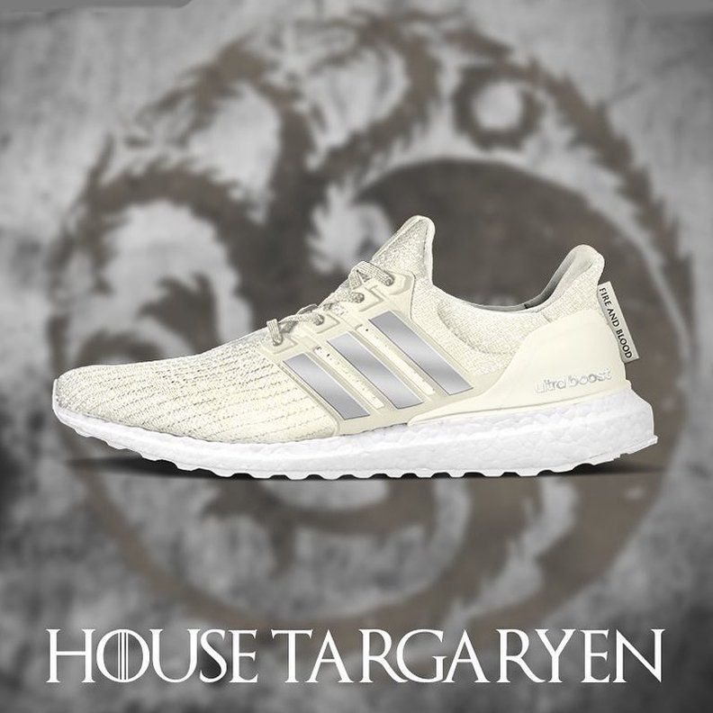 23459da8b67 Winter is coming. A collection of  GameOfThrones x adidas Ultra Boost  colorways is rumored to release in 2019. (via  theyeezymafia)