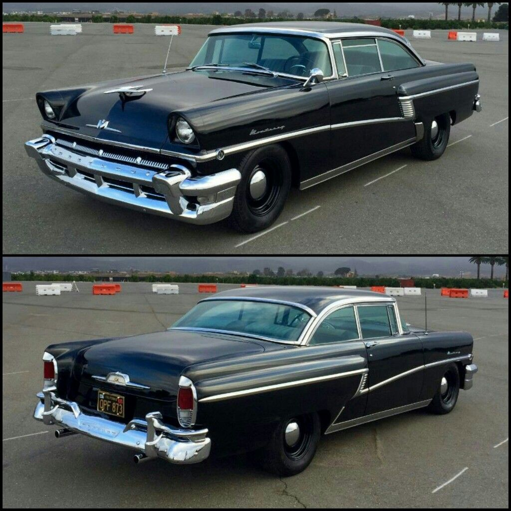 1956 Mercury Monterey With Images Ford Classic Cars Classic