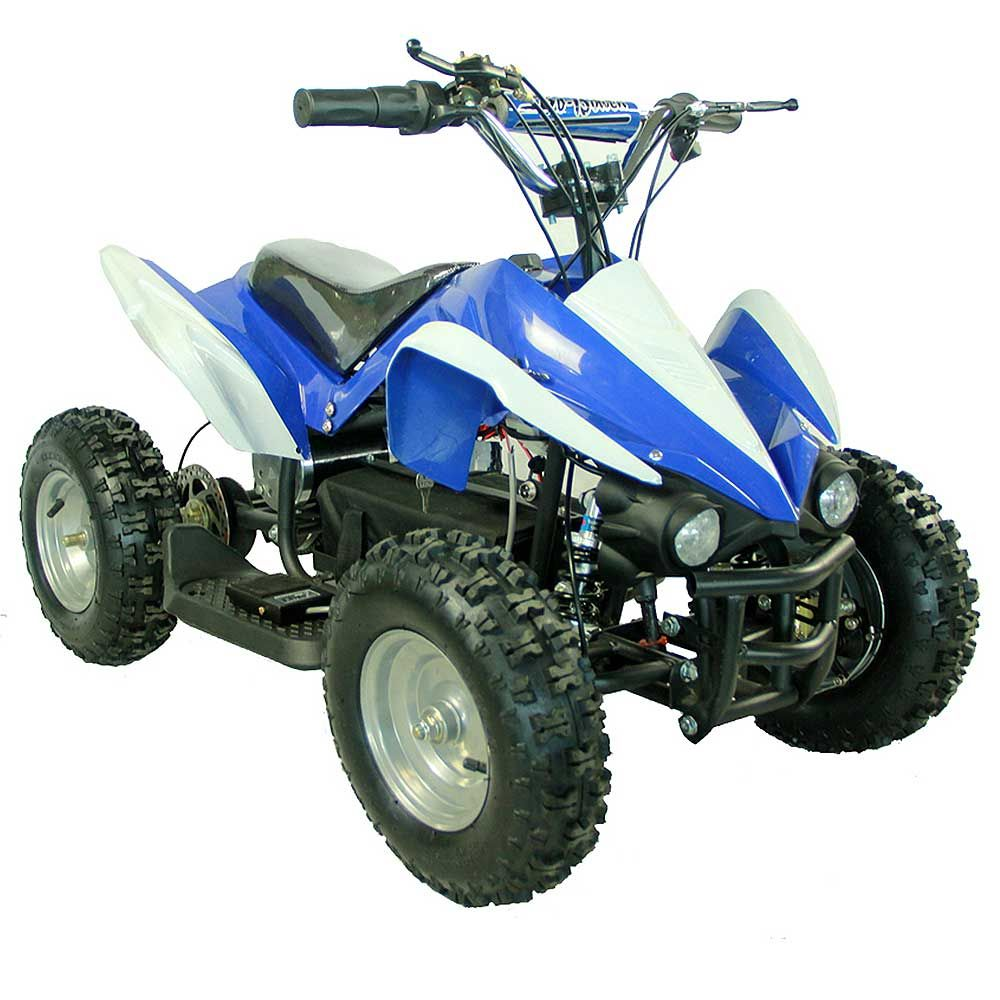Put Your Kids On The Go Bowen Mars All Electric All Terrain Quad