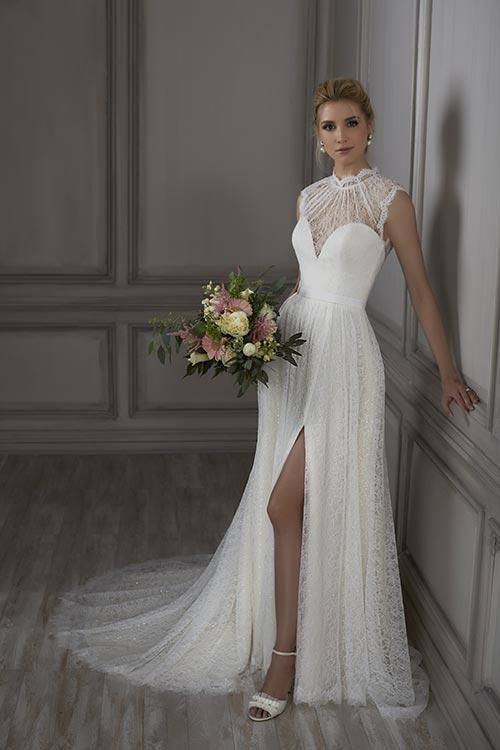 Jacquelin Bridals Canada - Juliet - Wedding Gown - lightly gathered ...