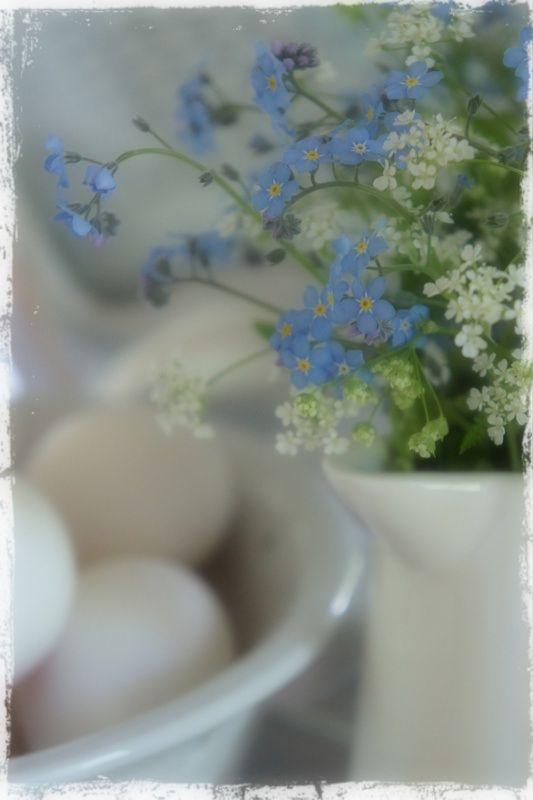 Pientä ja kaunista köökissä <3