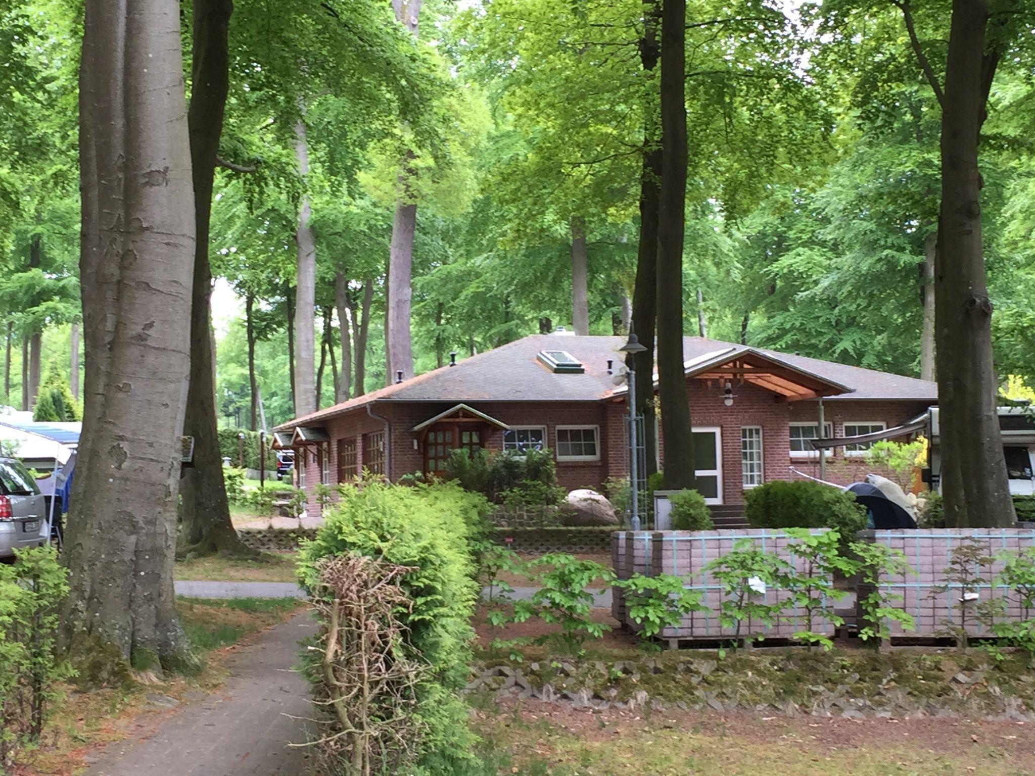 Campingplatz auf Usedom, Ückeritz. 😎 Campingplatz