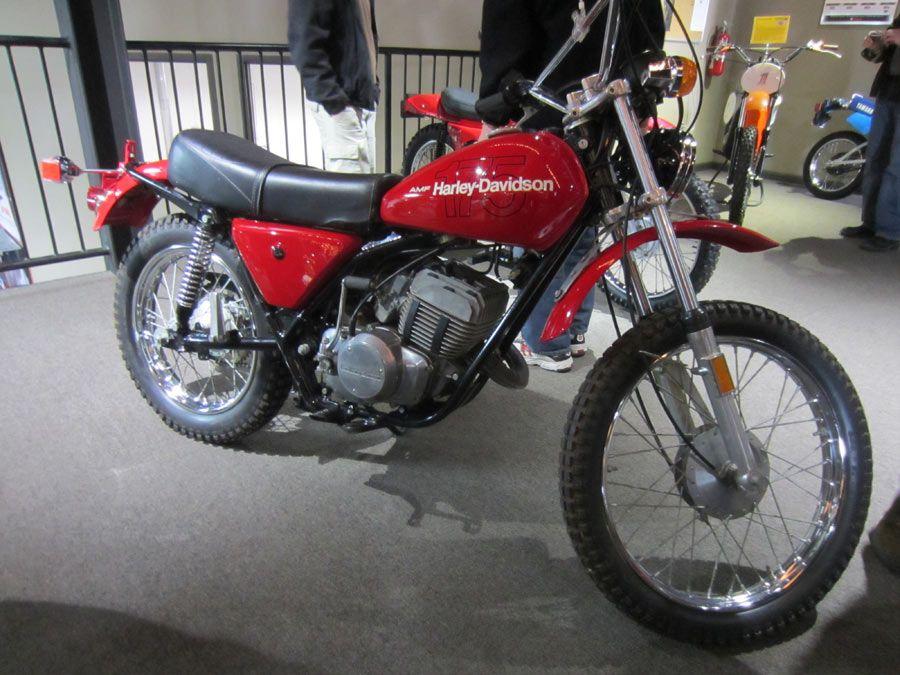 In 1978 verkoopt Harley-Davidson alle Italiaanseactiviteiten (de oude ...