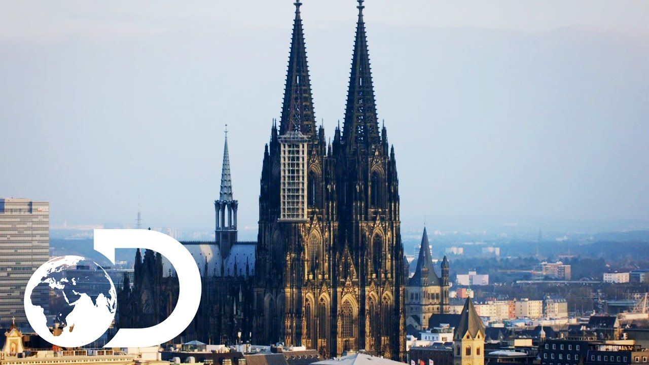 How Cologne Cathedral Was Illuminated Before Electricity Blowing Up History Youtube In 2020 Cathedral Amazing Buildings Cologne Cathedral