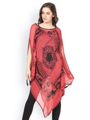 Taurus Women Rose Printed Top Women Rising Tops Online Shopping