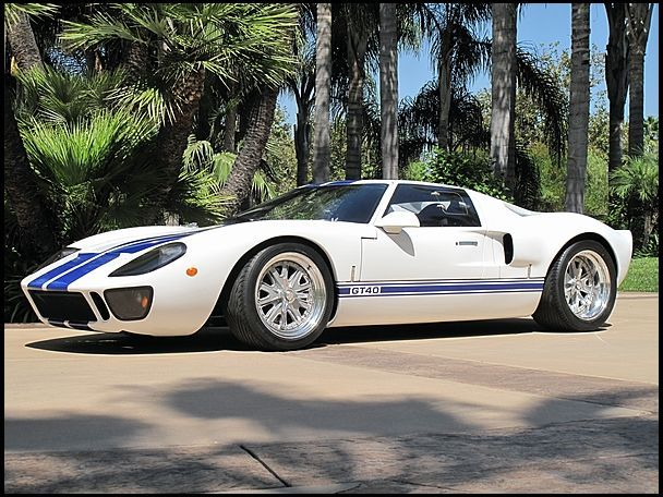 Ford Gt Kit Car