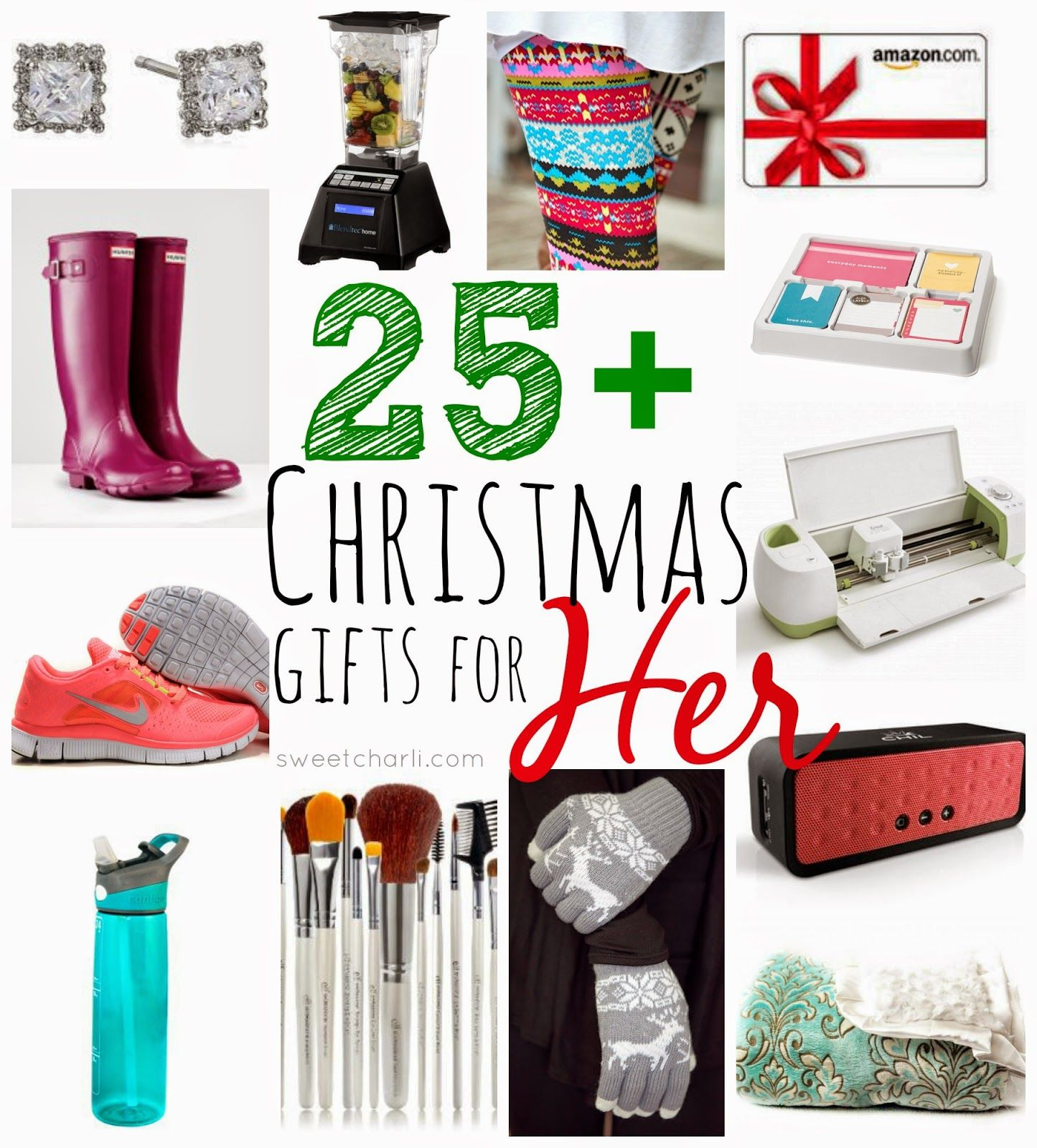 Sweet Charli: 25+ Christmas Gifts for Her | Gifting Gone Right ...