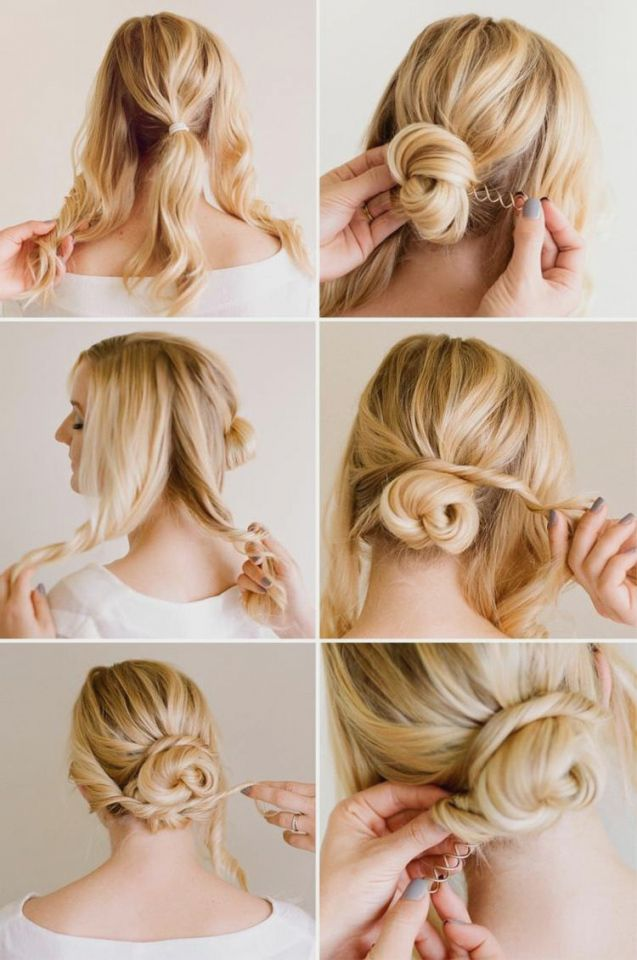 Pictures Of Hairstyles Long Hair Easy Do It Yourself New Years Eve