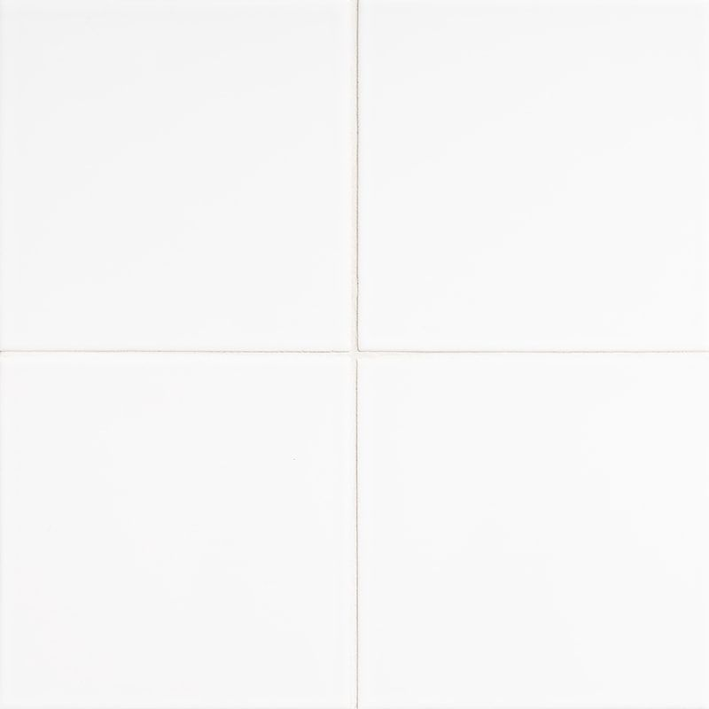 White Glossy Ceramic Tiles 6x6 Country Floors Of America Llc In 2020 White Ceramic Tiles Ceramic Tiles Handcrafted Tile