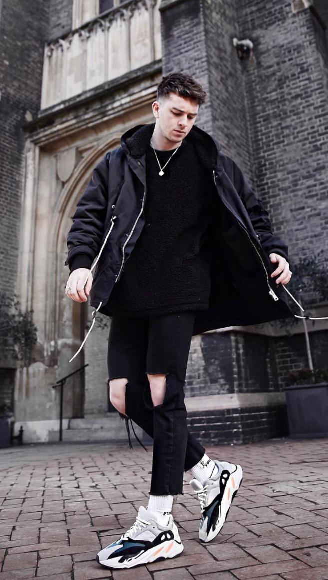 bad boy style