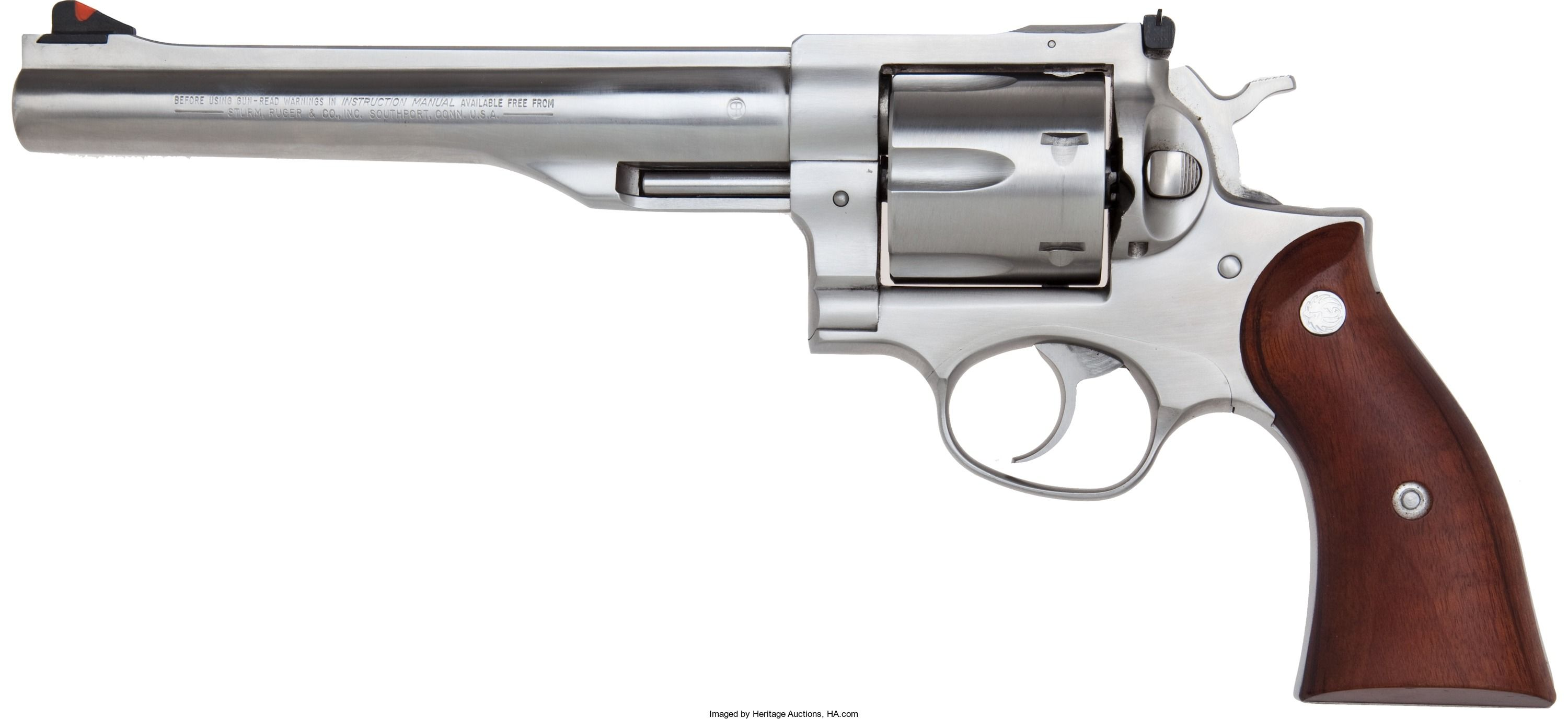 44 magnum Sturm Ruger Redhawk Double Action Revolver  Serial