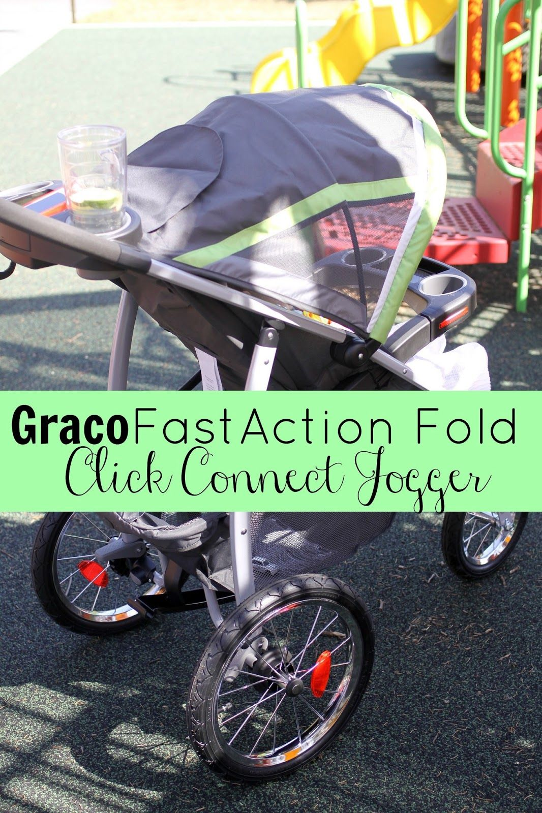 The Ultimate Crossover Stroller? Good Question! Graco