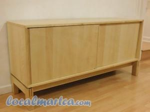 Ikea Birch Credenza : Ikea pelto sideboard birch Мебельная best