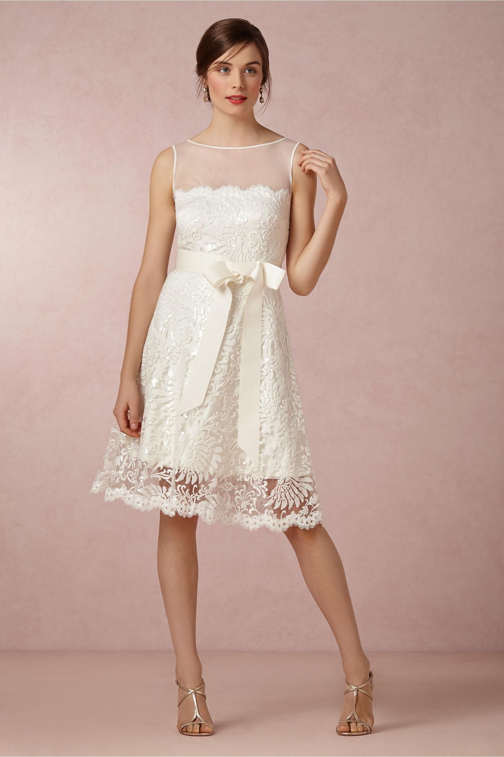 product   Sequined Juniper Dress from BHLDN   Lace   Pinterest ...