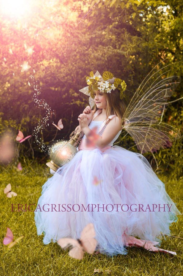Fairytale Photoshoot Fairies Enchanted Magical Disney