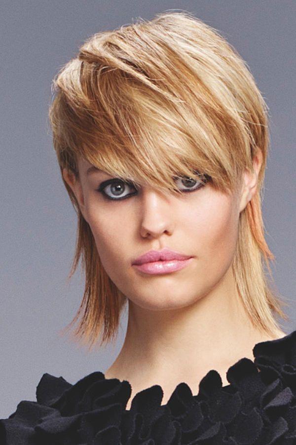 Frisur kurze haare 2014