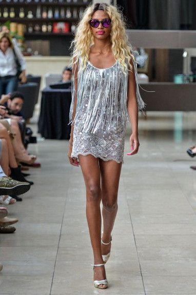 SPFW: Vestidos curtos Verão 2015 Confira o que está rolando nas passarelas