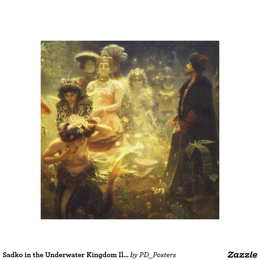 Is there a picture of Repin Sailed or is it idle fictions
