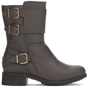 f7b816d1c94 UGG Women's Wilcox Buckle Biker Boots - Stout | The Glory Day of ...