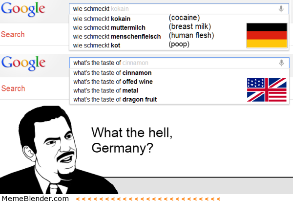 What the hell Germany?