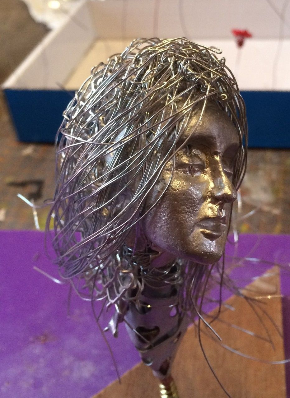 Sculptures de Bedros de Luna - Bedros de Luna