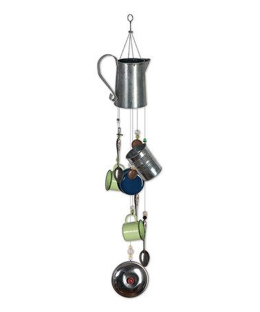 Another great find on #zulily! Coffee Time Wind Chime #zulilyfinds