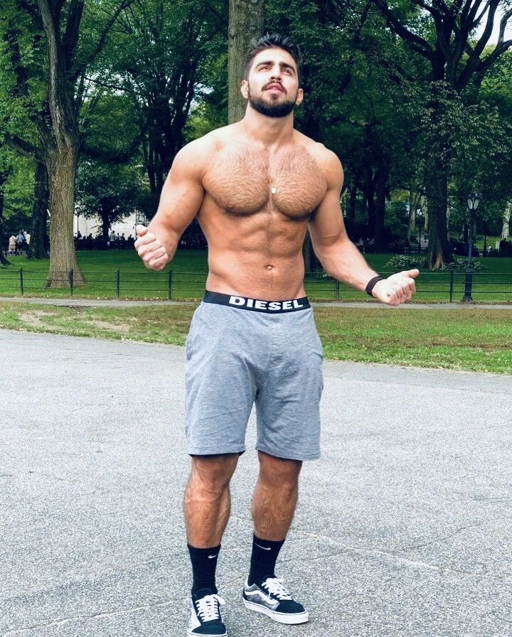 Men hot muscle legs — photo 13