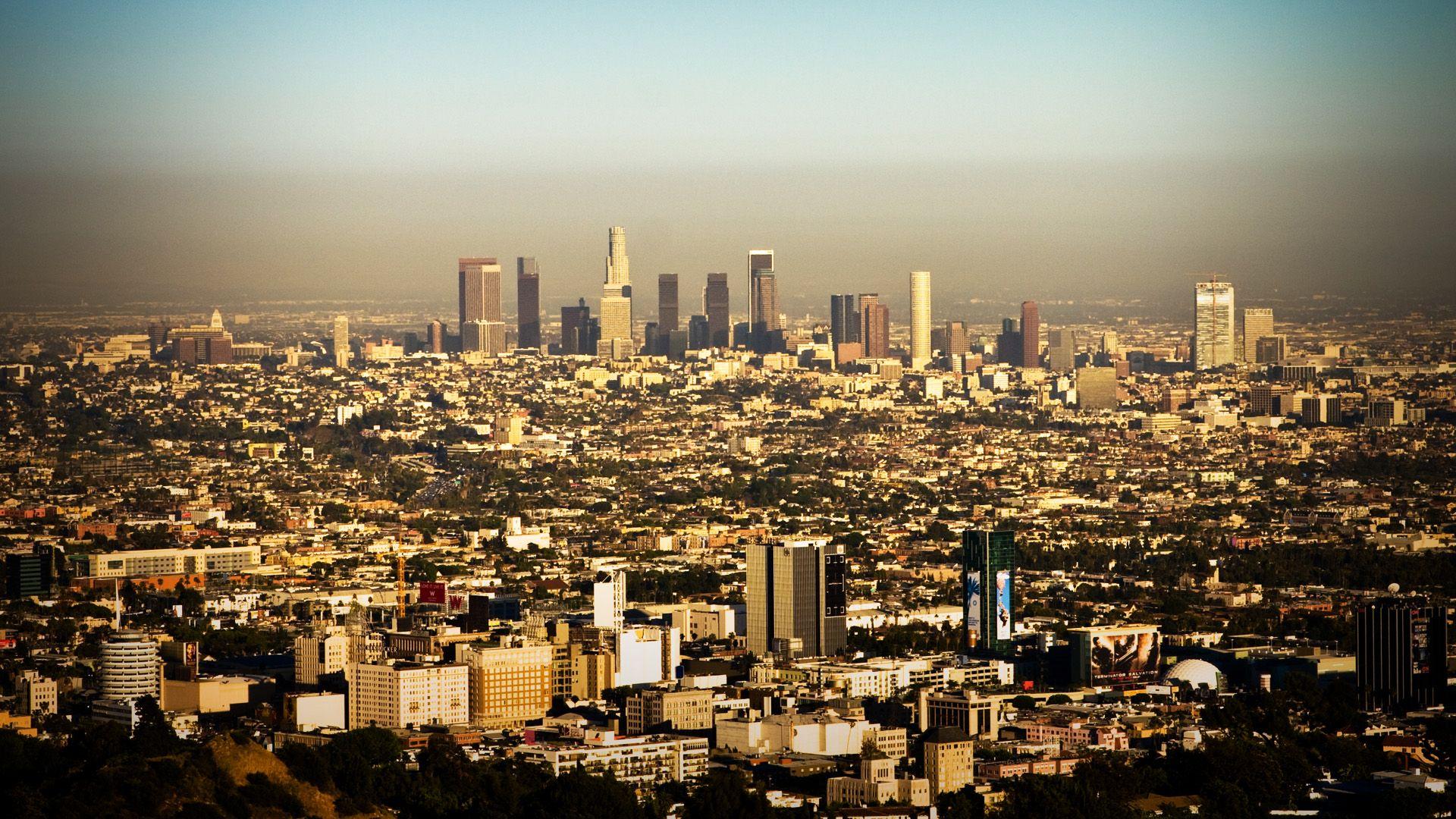 Downtown La Wallpaper 1920x1080 Jpg 1920 1080 Los Angeles Wallpaper Los Angeles Hotels Los Angeles City