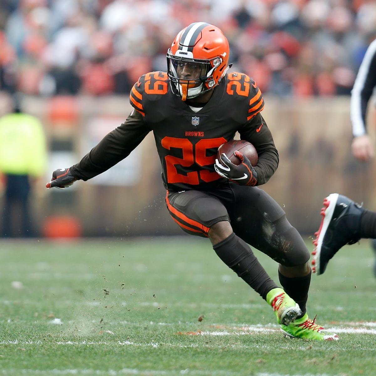 Browns' Freddie Kitchens on Duke Johnson Trade Request It
