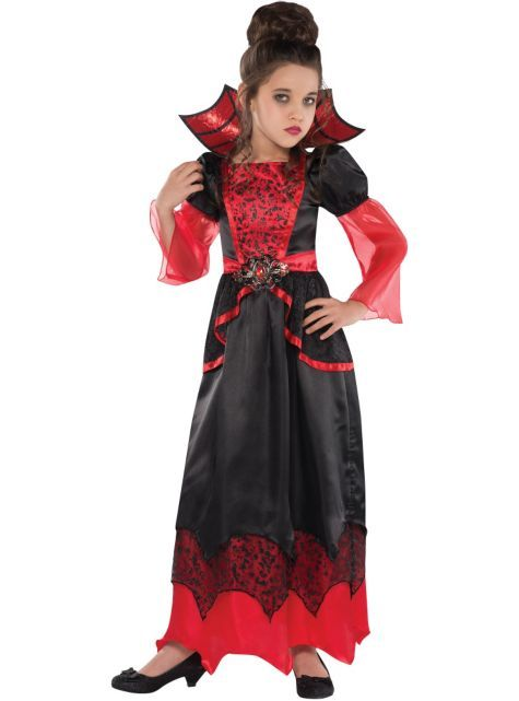 Girls Vampire Queen Costume - Party City..Makayla | TRICK or TREAT ...
