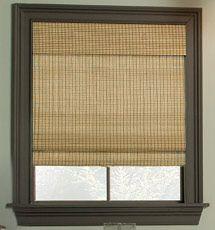 Levolor Woven Wood Shades Bamboo Wood Shades Woven Wood Shades Black Window Trims
