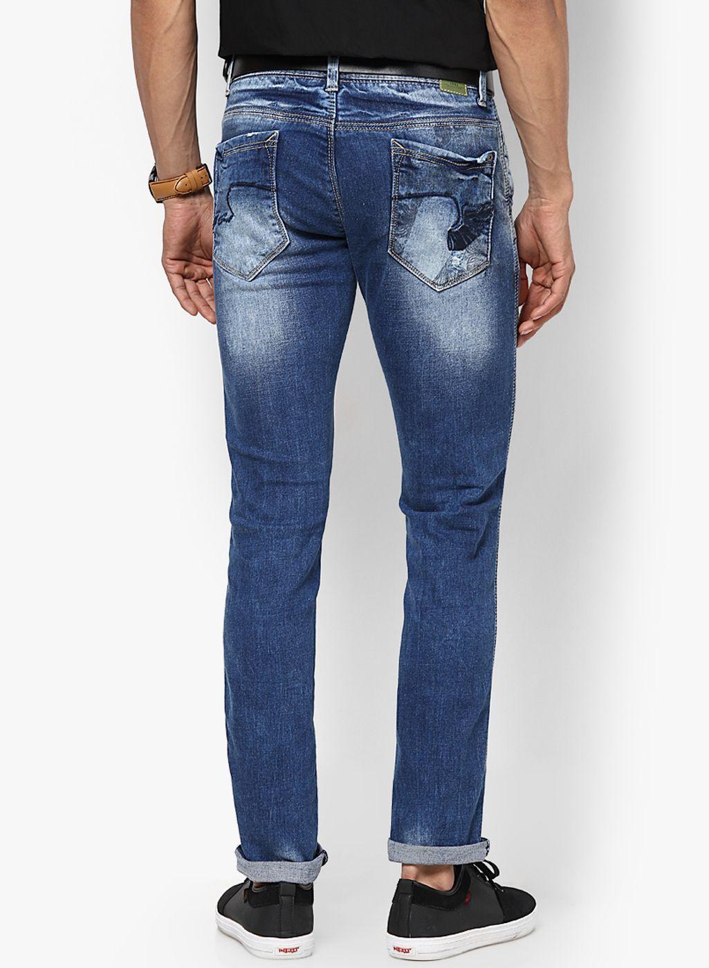 Blue Skinny Fit Jeans Skinny fit jeans, Skinny fit