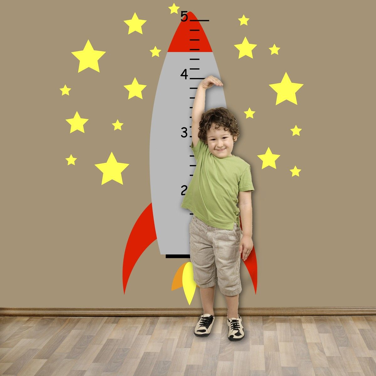 Rocket Decorations For Kids Rooms