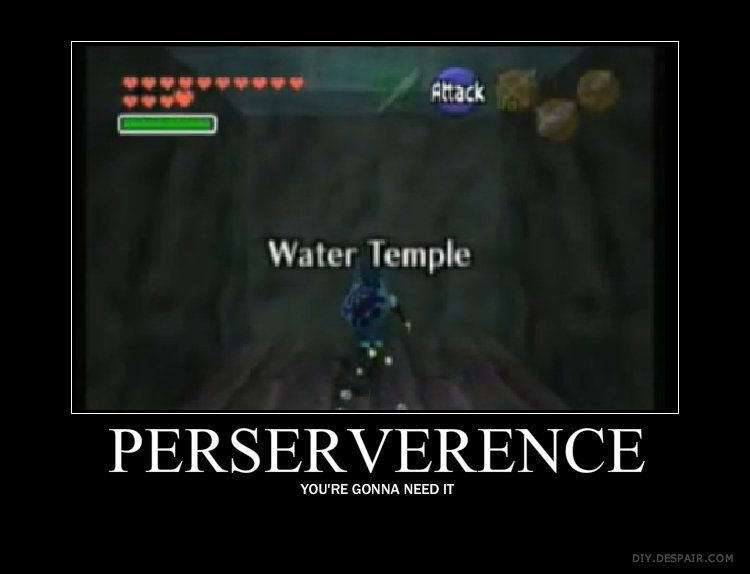 water temple ocarina of time   geeky (Pure Awesomeness