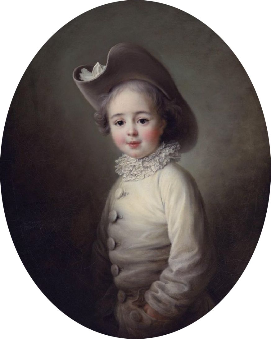 François Hubert Drouais (1727-1775) —  Marie-Jean Hérault de Séchelles  (873×1090)