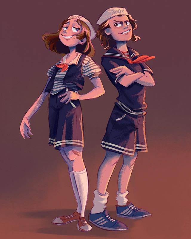Steve X Robin Stranger Things Stranger Things Fanart Stranger Things Stranger Things Steve