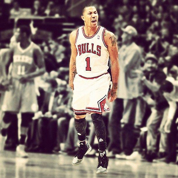 Derrick Rose Bulls