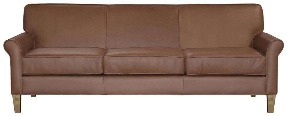 Tufted Sofa The Sofa Company TIMOTHY Custom Sofas Los Angeles sectional style w chaise