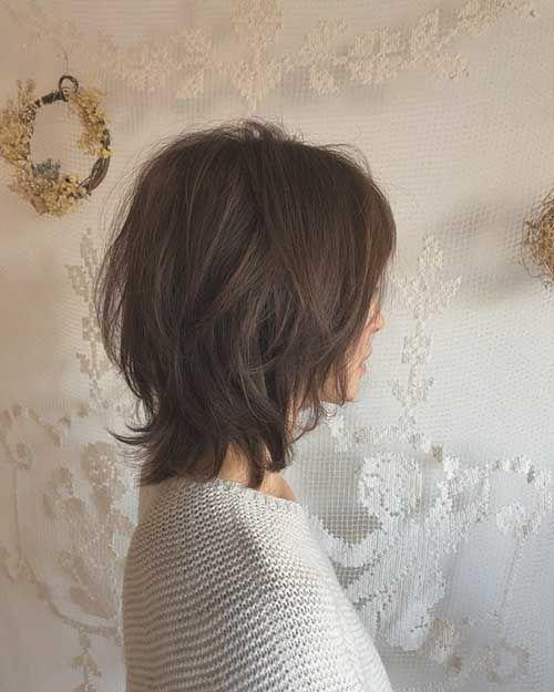 40+ Gorgeous Short Messy Bob Hairstyles