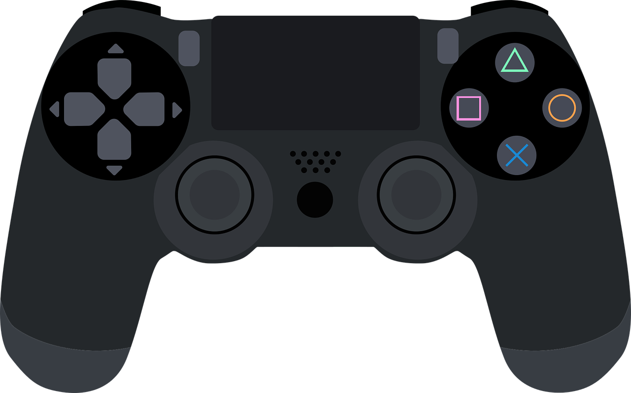38+ Game controller clipart png information