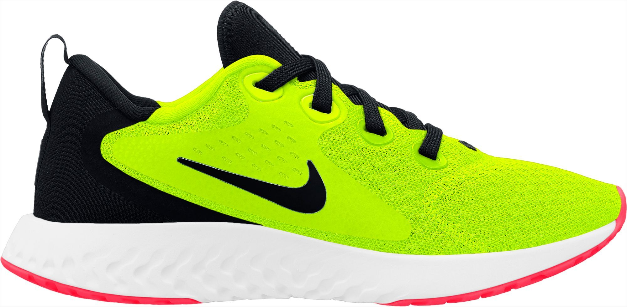 separation shoes b7d60 7f717 Nike Kids' Grade School Legend React Running Shoes, Boy's, Size: 3.5 ...