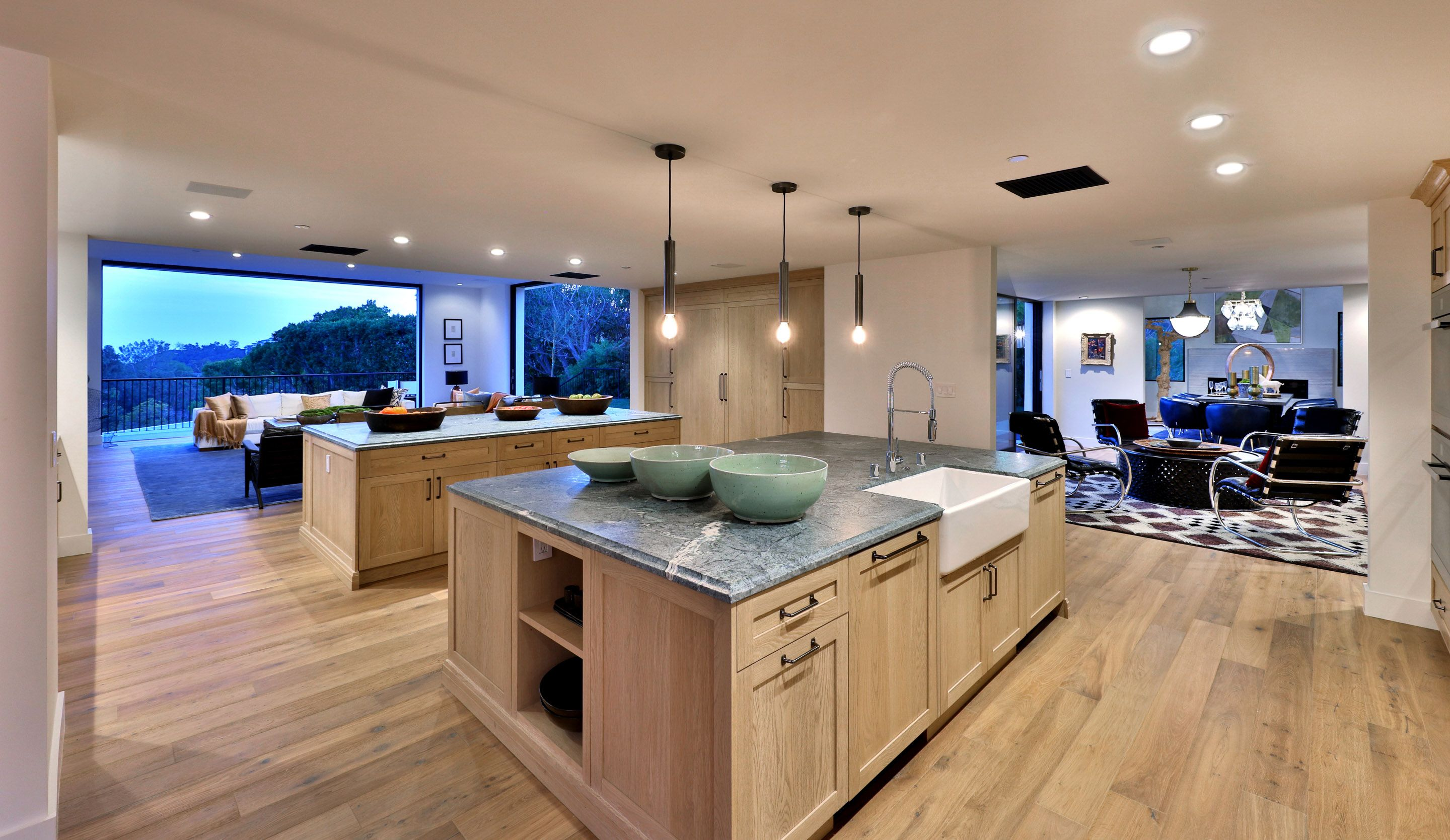 Open Concept Luxury Modern Home Luxury Modern Homes Luxury Real