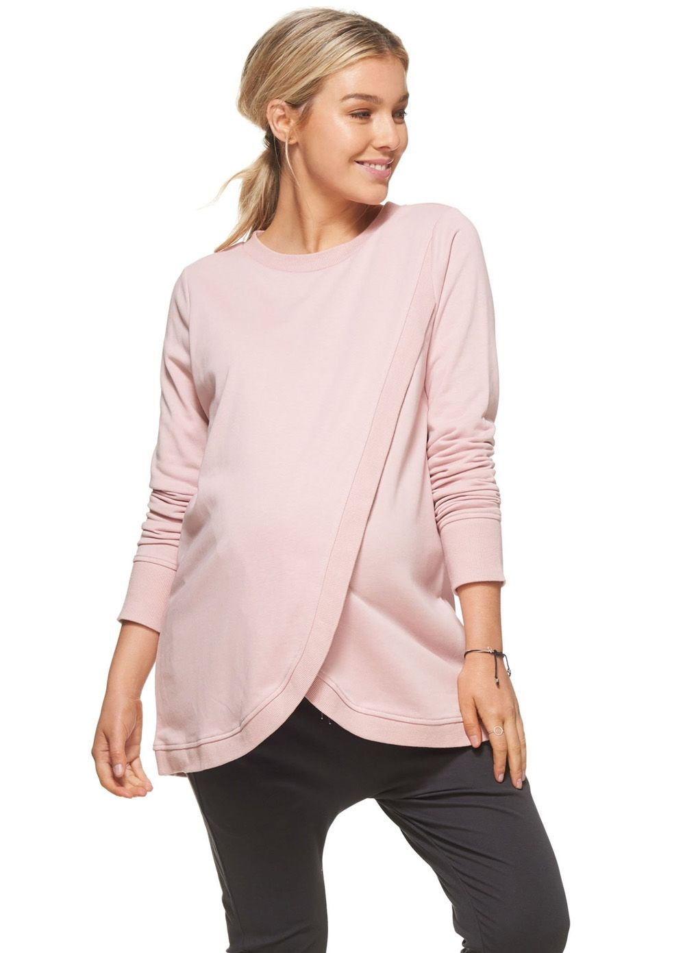 Bae - Look Twice Sweater in Musk  27214f48f