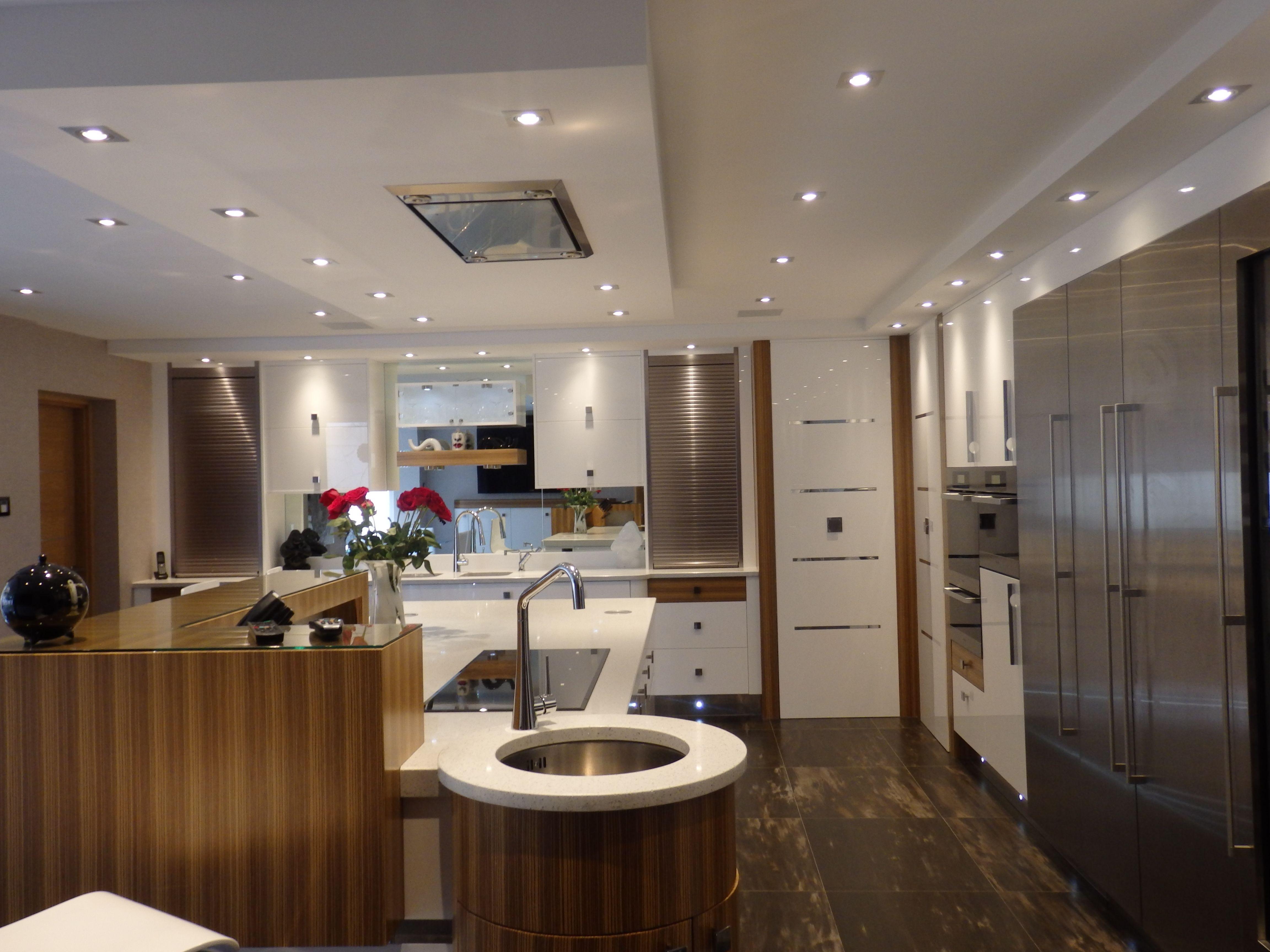 Designed By Angel Martin Interiors Www.angelmartin.org Modern Interiors    Kitchen Design #