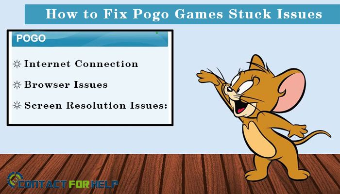 How to Fix Pogo Games Stuck Issues | Pogo games, Game ...